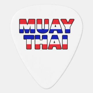 Muay Thai Guitar Pick