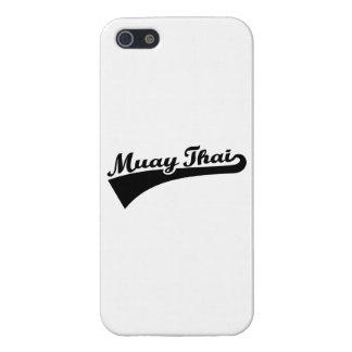 Muay Thai iPhone 5/5S Cases