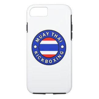 Muay Thai Kickboxing iPhone 7 Case