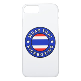 Muay Thai Kickboxing phone case