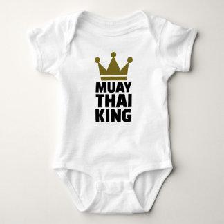 Muay Thai King Baby Bodysuit