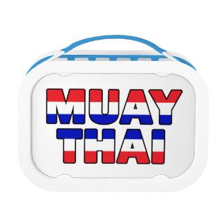 Muay Thai Lunch Box