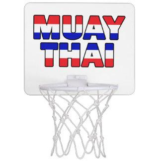 Muay Thai Mini Basketball Hoop
