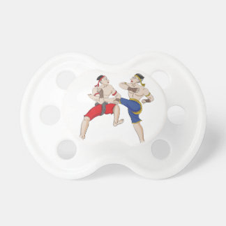 Muay Thai over everything Pacifier