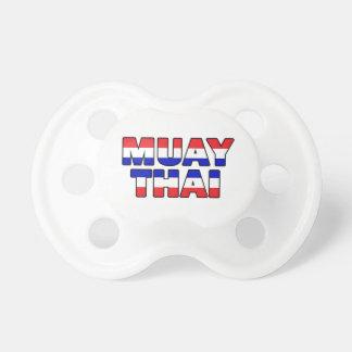 Muay Thai Pacifier