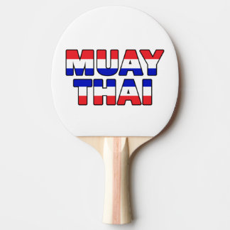 Muay Thai Ping Pong Paddle