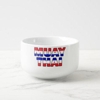 Muay Thai Soup Mug