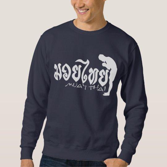 Muay Thai - Thaiboxing - Sweatshirt (navy)