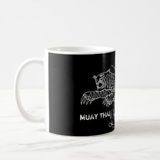 MUAY THAI Tiger Coffee Mug