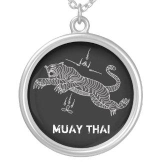 MUAY THAI TIGER necklace