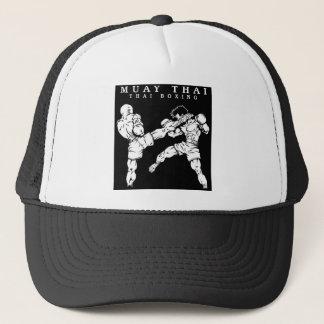 muay thai trucker hat