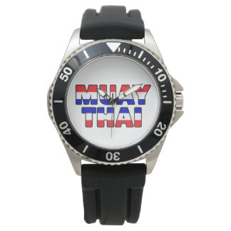 Muay Thai Watch