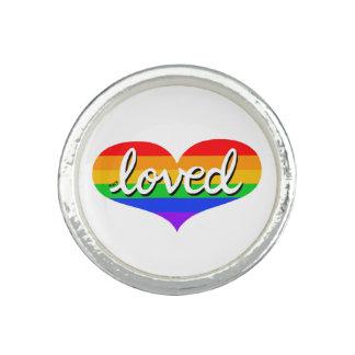 Much loved - Ring