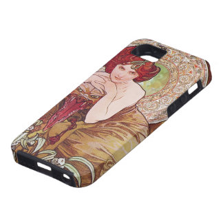 Mucha Emerald iPhone 5 case
