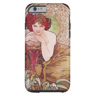 Mucha Emerald iPhone 6 case