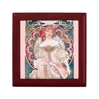 Mucha Paris Art Deco Gift Box