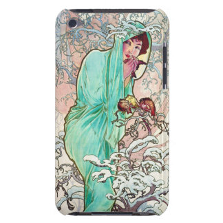 Mucha Winter Barely There iPod Cover