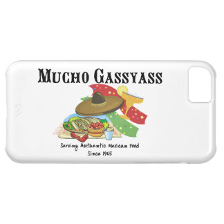 Mucho Gassyass Mexican Food iPhone 5C Case