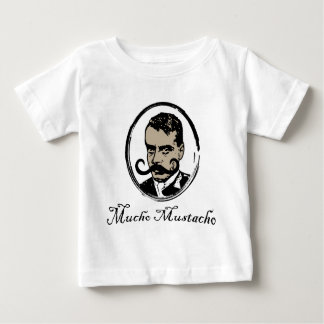 Mucho Mustacho - Zapata Tshirts