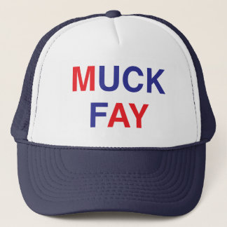 MUCK FAY Teresa May Trucker Hat