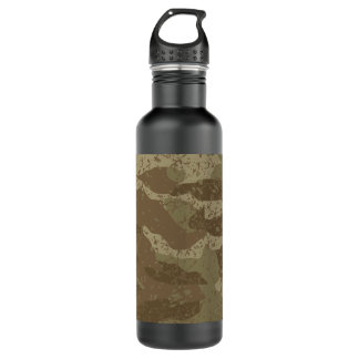Mud camouflage 710 ml water bottle