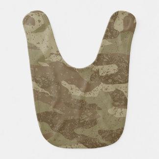 Mud camouflage bib