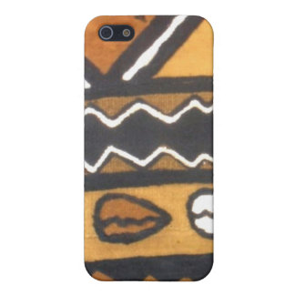 mud cloth iphone case cover for iPhone 5/5S