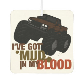 Mud in my Blood Air Freshener