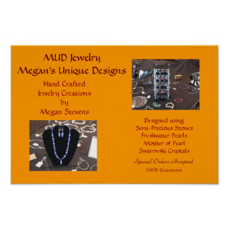 MUD Jewelry Poster