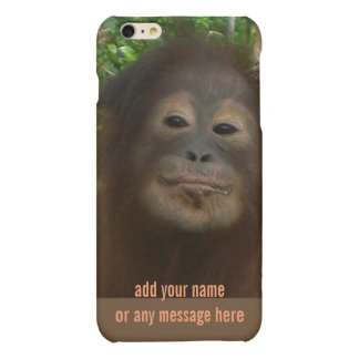 Mud Pie Mouth Monkey Business Orangutan