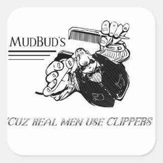 MudBud's Sticker