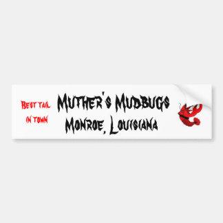 Mudbugs de Muther Autocollant De Voiture