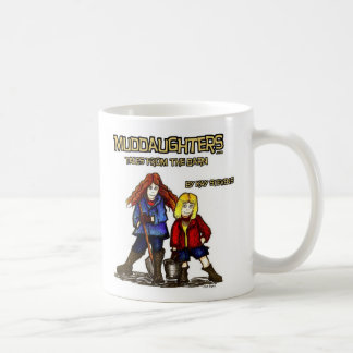 Muddaughters - Tales From the Barn Coffee Mug