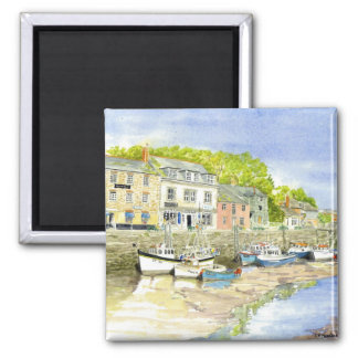 'Muddy Bottoms (Padstow)' Magnet