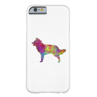 Mudi in watercolor 2 barely there iPhone 6 case