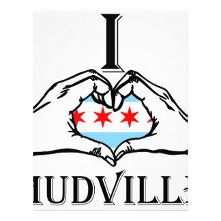 mudville chicago design letterhead