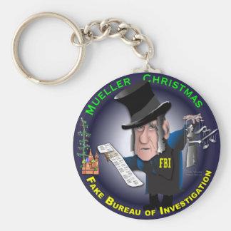 Mueller Christmas Keychain