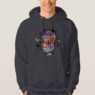 Muerte Day of the Dead Illustration Hoodie