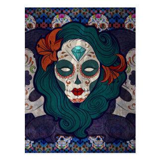 Muerto Ladies Postcard