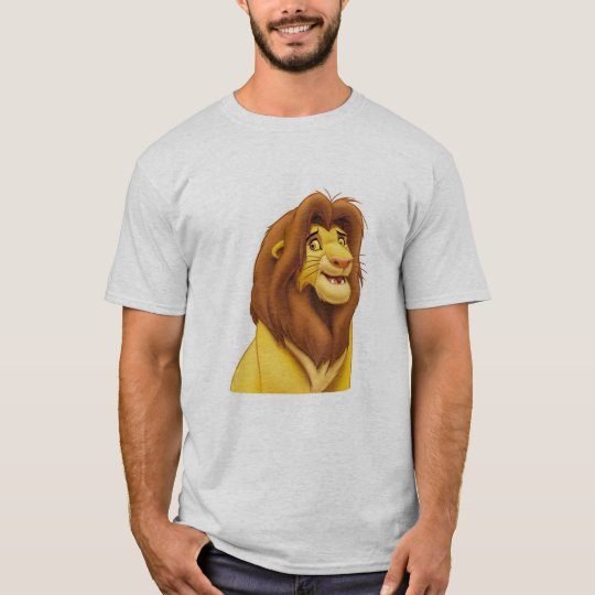 Mufasa Disney T-Shirt