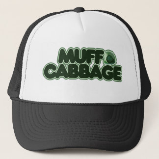 Muff Cabbage Trucker Hat