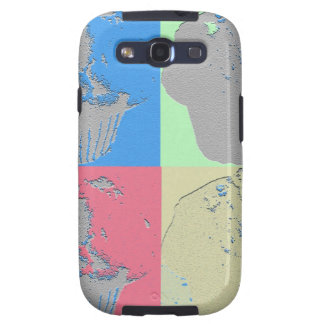 Muffin Art Samsung Galaxy SIII Covers