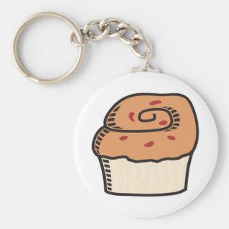 muffin keychain