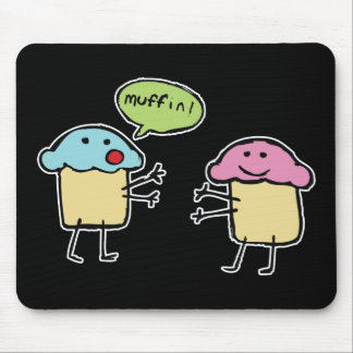 Muffin! - Mousepad