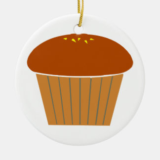 MUFFIN ROUND ORNAMENT