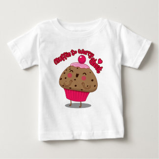 Muffin to Worry About Baby T-Shirt