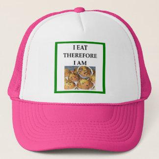 muffin trucker hat