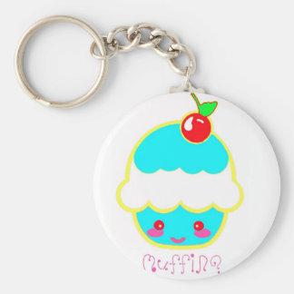 Muffin Wear Keychain