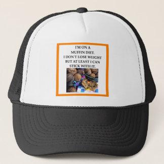 MUFFINS TRUCKER HAT