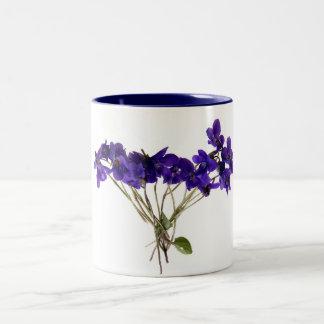 mug 2 Violets